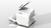"The project consisted of three parts: studying the current multifunctional printer, the development of a conceptual design, and the final redesign with the ""left to light"" philosophy. The first study was designed to test the current state of the product from a usability and aesthetic point of view. It has..."