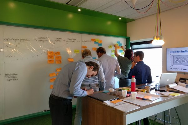 Internal workshop to identify potential advice opportunities that could better or faster be answered by visualizing data in Nextens.
